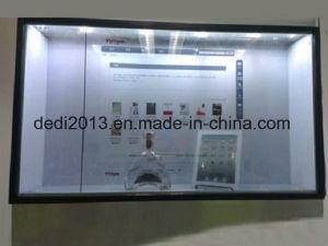 46 Inch Transparent Advertising Machine pictures & photos