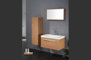 800mm Durable Competitive Melamine Bathroom Cabinet