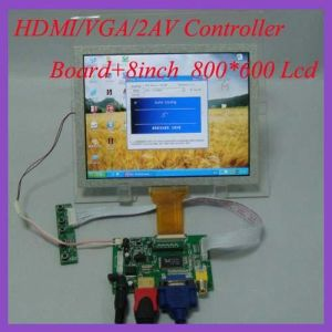 Rg080tn52 8inch TFT LCD Screen 800X600 Display pictures & photos