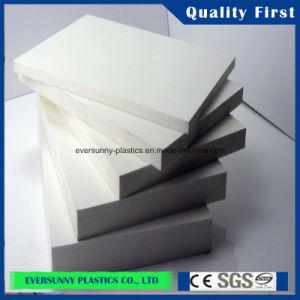 4*8 High Density 1~25mm PVC Wall Panel White PVC Foam Sheet