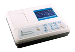 12 Leads Veterinary ECG Machine pictures & photos