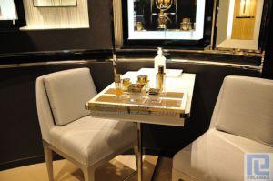 MDF Acrylic Luxury Shop Fitting/ Interior Decoration/ Display Stand (8)
