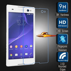 Tempered Glass Screen Guard Film Screen Protector for Sony Xperia C3 S55t pictures & photos