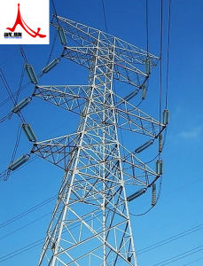 Angular Electric Power Transmission Tower pictures & photos