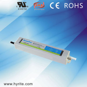 12V 15W IP67 Stable Quality LED Driver with Ce for LED Signage pictures & photos