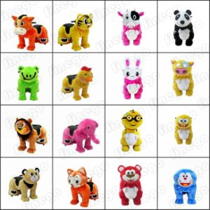 New Hot Factory Amusement Machine Equipment Park Plush Animal Walking Rides pictures & photos