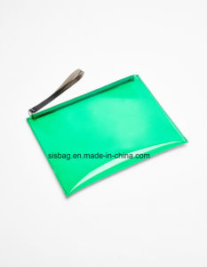 Fashion Transparent Color Clutch Bag Ladies Envelope Bag pictures & photos