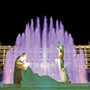 Fan-Shape Water Fountain for Hotel