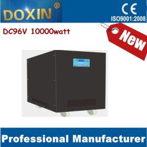 Original Manufacturer DC96V Input 10kw Pure Sine Wave Solar Inverter pictures & photos