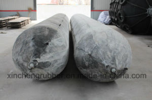 Ship Launching and Landing Marine Salvage Rubber Airbag pictures & photos