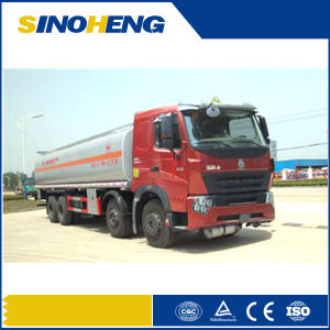 Sinotruk 8X4 18-28cbm Oil Fuel Tank Delivery Truck pictures & photos
