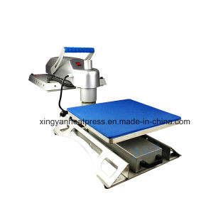 T-Shirt Clamshell Heat Press Transfer Machine for Sale pictures & photos