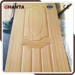 Ash Oak Sapele Teak Veneer Door Skin pictures & photos