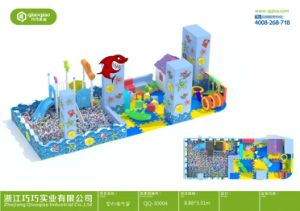 2014 Children Indoor Playground Equipment with TUV and GS Certificate (QQ-30004) pictures & photos