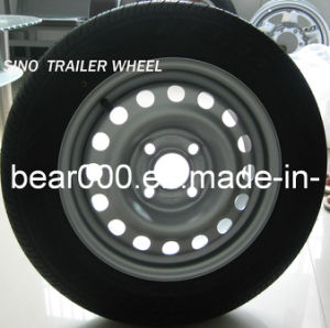 Trailer Wheel and Trailer Tire 14X5.5 Complete European Trailer Wheel High Speed Trailer Wheel pictures & photos