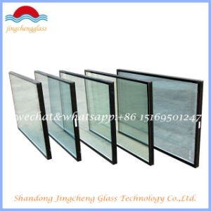 6mm Low E+12A+5mm Insulating Toughened Glass pictures & photos