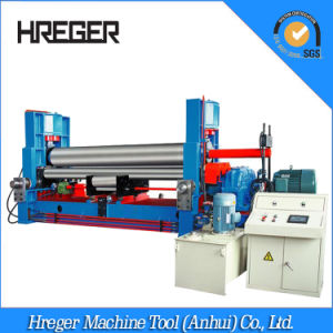 Hydraulic Corrugated Metal Sheet Rolling Machine (W11S 35X2500) pictures & photos