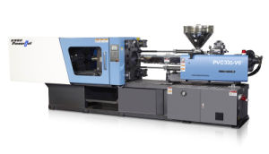 Powerjet Precise 330 Tons Injection Machine (PVC330V6/S6) for PVC Pipe Fittings