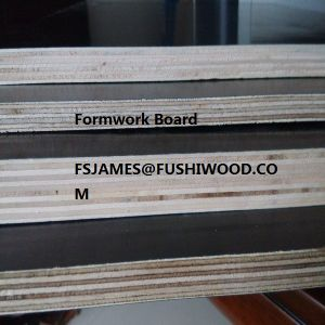Formwork Board Specially for Myanmar Market pictures & photos