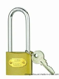 25mm Pull Imitate Brass Padlock (BT362-B) pictures & photos