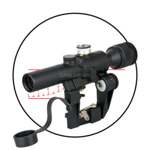 Tactical Airsoft Rifle Guns Rifle Scope 4X26 Rifle Scope Cl1-0331 pictures & photos