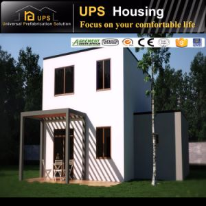 90% Cost Saving Comfortable 140m2 Prefab House with Design Plan pictures & photos