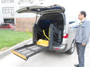 Hydraulic Wheelchair Lift Electric Wheelchair Lift CE Lift pictures & photos