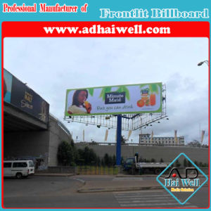 Frontlit Lighting Cantilever Advertising Billboard pictures & photos