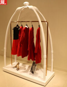 Garment Rack, Display Rack, Display Stand, Gondola pictures & photos