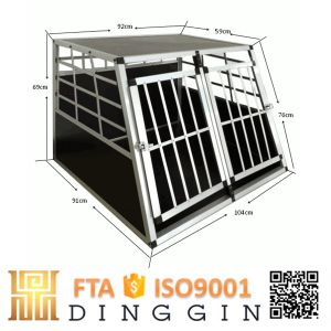 Private Cars Travel Aluminum Dog House pictures & photos