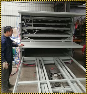 Hot Sell Glass LCD Laminator Machine pictures & photos