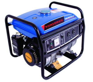 2000W Portable Gasoline Generator with 2 Handle 2 Wheels (GT2700) pictures & photos
