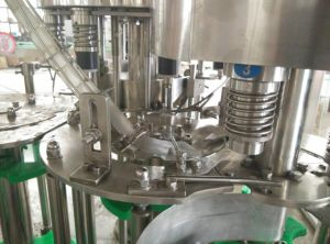 2000bph Small Capacity Spring/Pure/Mineral Water Bottling Machine/Filling Machine pictures & photos