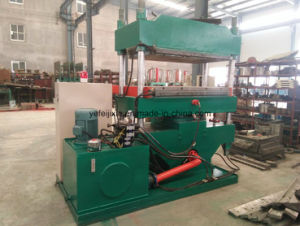 Rubber Silicone Vulcanizing Machine Vulcanizier Hydraulic Press Machine pictures & photos