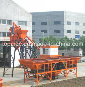 Ready Mix Concrete Plant Manufacturing Concrete Batching Plant pictures & photos
