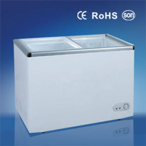 208 Liter Top Loading Freezer Manufacturer in Zhejiang China