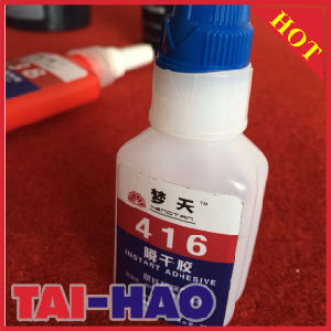 Th416 Instantaneous Adhesive Chemical Resistance Glue
