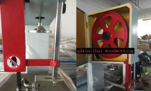 Wood Cutting Vertical Band Sawing Machine pictures & photos