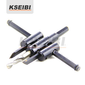 Good Quality Kseibi Tct Adjustable Cutter for Drilling Wood pictures & photos
