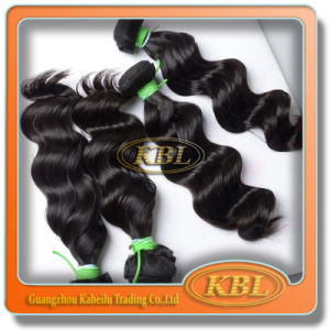 Human Hair Weaving /Brazilian Hair Weft/Human Hair pictures & photos