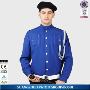 Security Uniform of Royalblue Color for Security Guard pictures & photos
