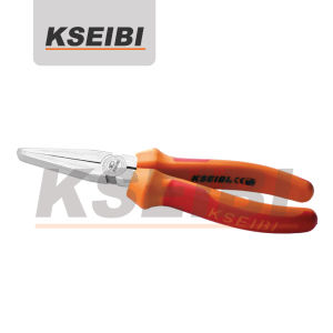 Kseibi - Progrip Handle Flat Nose Plier pictures & photos