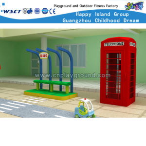 Bus Stop and Telephone Booth Kids Rides (WWJ (5) -F) pictures & photos