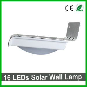 New Style Bright Outdoor LED Solar Wall Lamp for Garden pictures & photos