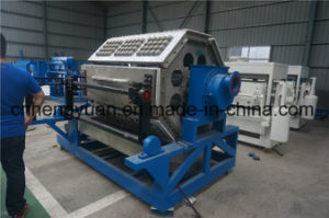 Professional Supplier Automatic Rotary Egg Tray Machine pictures & photos