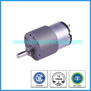 12 V DC Gear Box Motor, 12V High Torque Low Rpm Low Noise pictures & photos