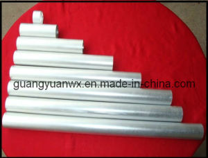 Aluminum Anodized Extrusion Tubes for LED Lighting pictures & photos
