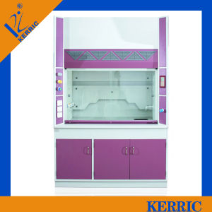 Laboratory Tempered Glass and Stainless Steel Range Hood