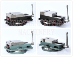"6"" High Quality Precision Angle Lock Machine Vice, Milling Machine Vice pictures & photos"