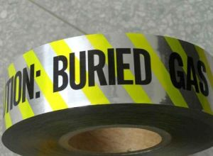 SGS Underground Warning Tape with High Quality pictures & photos